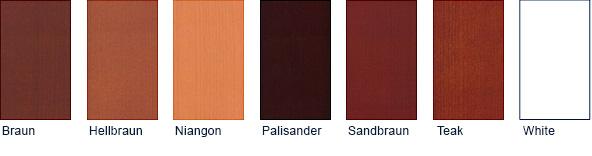 colours PINE
